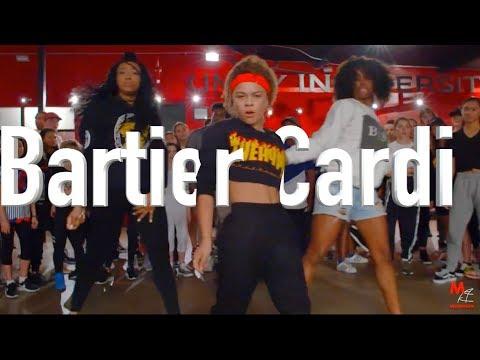 Cardi B  Bartier Cardi  Phil Wright Choreography  Ig : @philwright