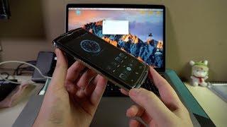 ZOJI Z7 IP68 огляд відгук. Новинка китайського смартфонобудівництва посередня пуль?