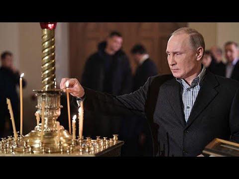 Eastern Orthodox Christmas.Orthodox Christians Celebrate Christmas