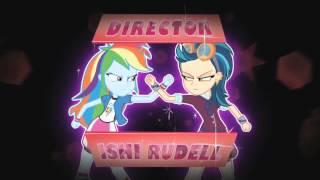 Gambar cover My little Pony Equestria Girls:  Los Juegos De la Amistad -Intro [Español Latinó]