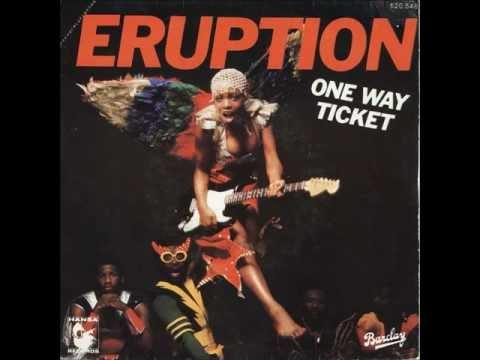 Eruption -- One Way Ticket (12
