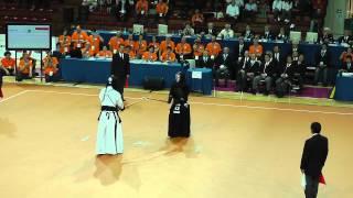 Wan-Soo Kim (Korea) vs Susumu Takanabe (Japan)