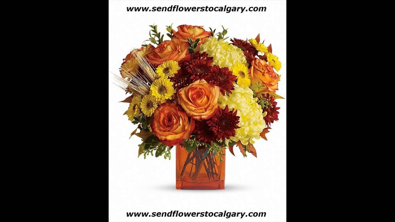 Calgary Deer Run Florist Youtube