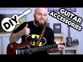 5 DIY Guitar Accessories You Should Make – How to make Guitar Slide, Capo, Mute, Pick, Pick Holder