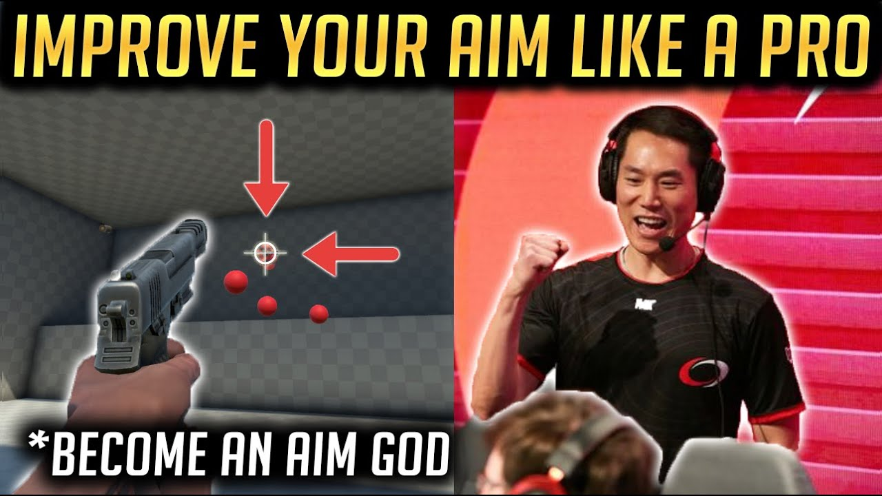 Download How to Get Good Aim FAST ft. FPS Coach Ron Rambo Kim