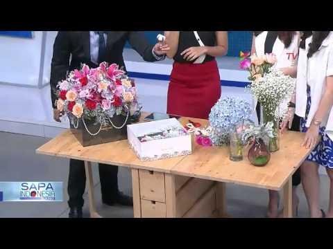 Kreasi Bunga Bersama La Madame Florist (Bag 1)