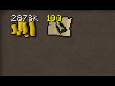 Loot From 100 Eclectic Implings - Runescape 2007 (Osrs)