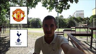 Манчестер Юн - Тоттенхэм прогноз на футбол Чемпионат Англии