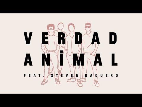 La Sociedad de La Sombrilla - Verdad Animal Feat. Steven Baquero (Apolo 7) [Lyric Video]