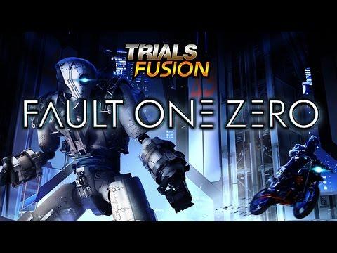 Trials Fusion - Fault One Zero Gameplay (4K)