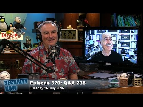 Security Now 570: Your Questions, Steve's Answers 238