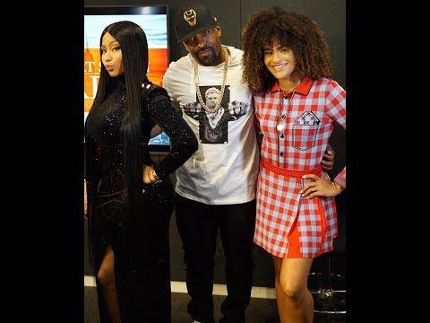 Nicki Minaj Talks Working w/ 6IX9INE, Barbie Dreams, New Boyfriend, Meek Mill & More w/ DJ Clue