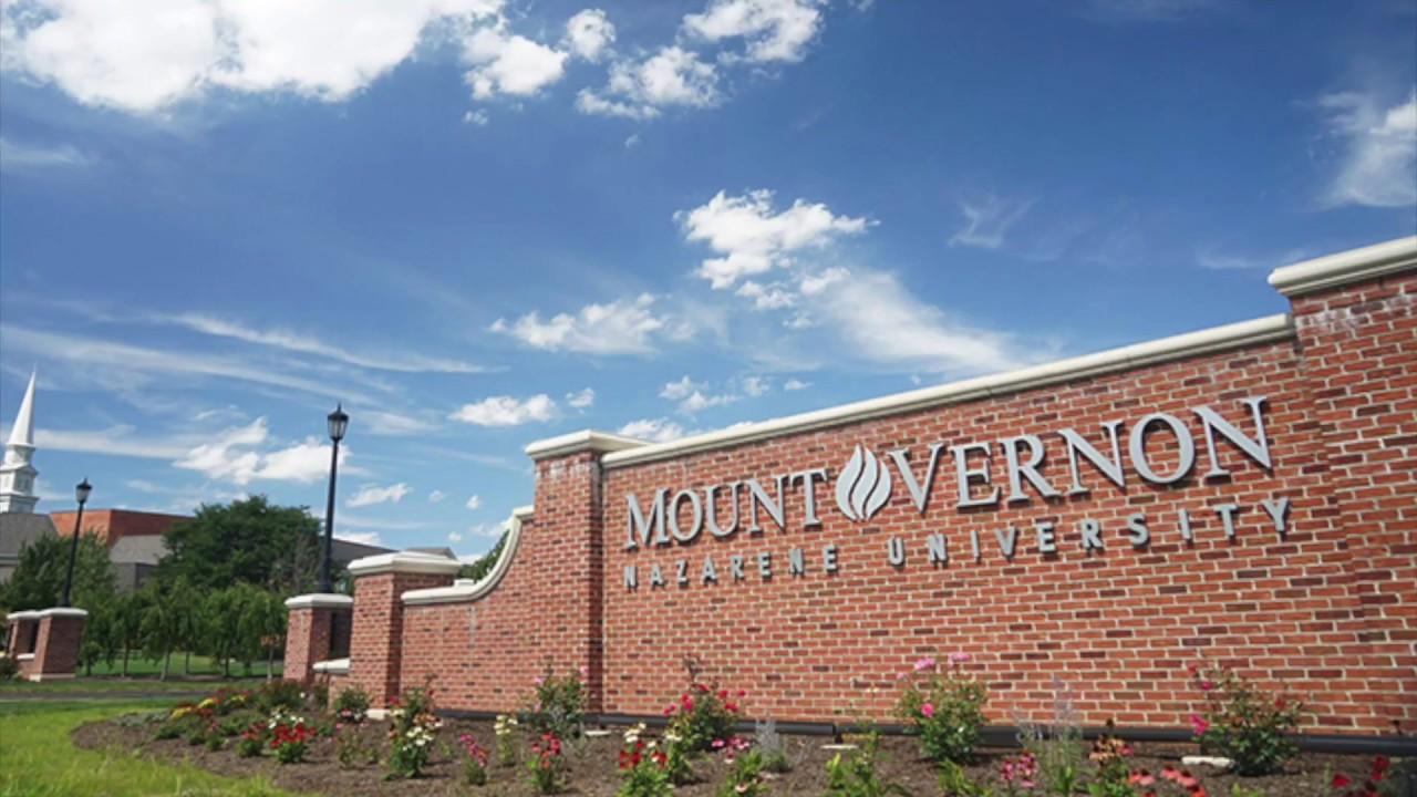 Image result for mount vernon nazarene university