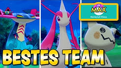 🏆 Bestes Team in Pokemon Schwert und Schild 🥇 Stärkstes Kampfturm Team für die Meisterball Klasse 👑