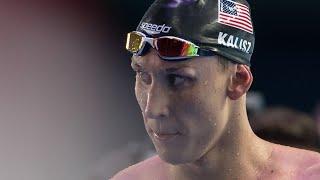 Чэйс Калиш сиял на 400 м Комплексное плавание в Будапеште 2017