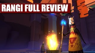 A puzzle adventure to fall in love with! - Rangi for Daydream VR - Full Review