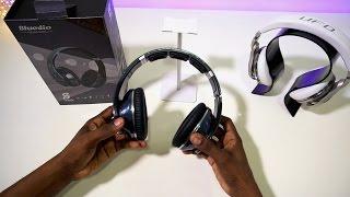 Bluedio R+ Legend Deep Bass Bluetooth Wireless Headphone Unboxing