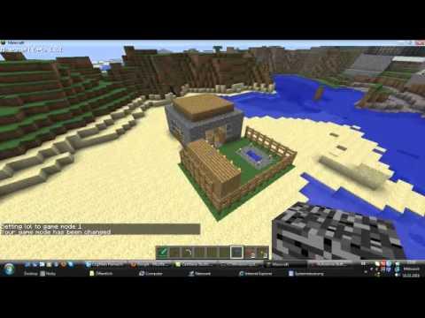 Minecraft Turtorial Befehle Auf Einem Bukkit Server YouTube - Minecraft bukkit spieler entbannen