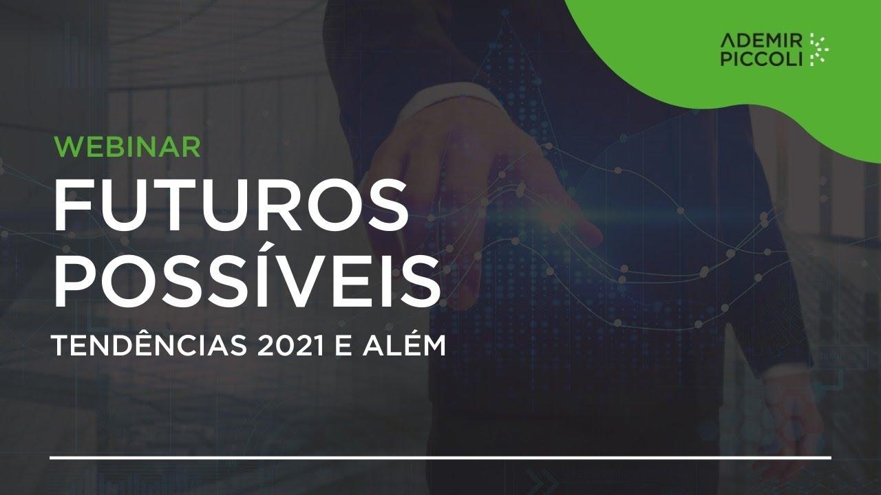 FUTUROS POSSÍVEIS | WEBINAR