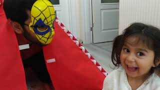 Sihirli Çadırdan Hangi Maskeli Çizgifilm Karakterleri Çıktı! Eğlenceli Çocuk Videosu
