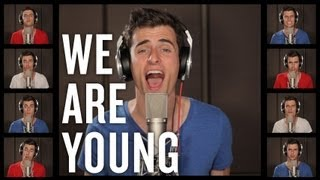 Repeat youtube video We Are Young - fun. - Mike Tompkins - A Capella Cover
