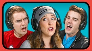 YouTubers React To No Nut November Challenge