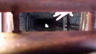 DROPPING A ROCK DOWN A BOTTOMLESS MINE SHAFT!