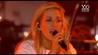 Video Ellie Goulding - Burn (Positivus festival 2017 live) download MP3, 3GP, MP4, WEBM, AVI, FLV Oktober 2017