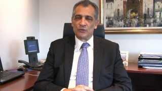 Economista Mauricio Yépez, Vicepresidente Regional del Banco de Guayaquil