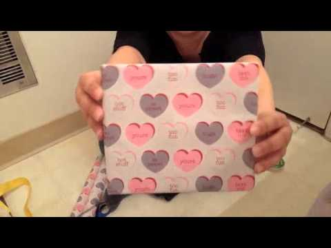 ASMR WHISPER - WRAPPING VALENTINE'S DAY GIFTS - BEST ASMR VIDEO