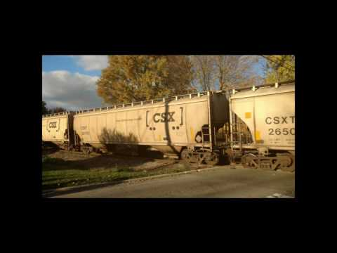 **CAUGHT ON CAMERA** Train Derails In Front Of Ambulance