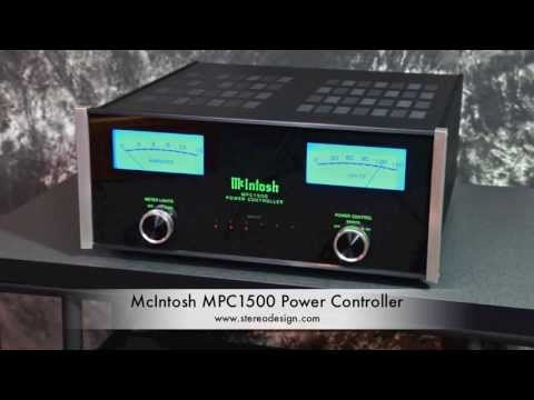 Stereo Design McIntosh MPC1500 Power Conditioner in HD