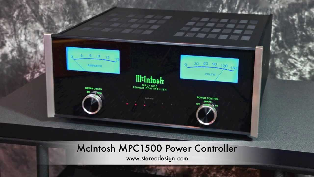 Mc452 2 Channel Amplifier Is The Strongest Stereo Amplifier And Has