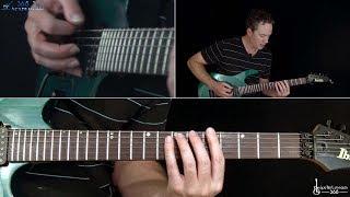 Metallica - The Shortest Straw Guitar Lesson