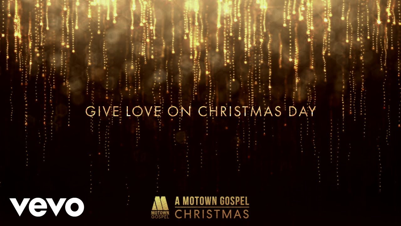 Give Love On Christmas Day.Lexi Give Love On Christmas Day Lyric Video