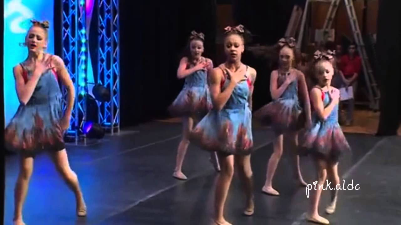 Dance Moms Playing With Matches Group Dance  Season 4 -9612