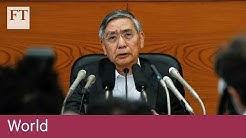 Bank of Japan tweaks QE but leaves interest rates unchanged