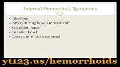 Hemorrhoids Treatment During Pregnancy