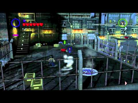 Lego Batman: The Video Game - Atomic Backbreaker.