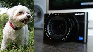 Sony RX100 IV Review! Best Pocket Camera