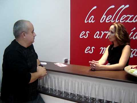 new project esthetic  entrevista en tele 5