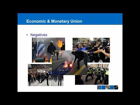 EU Law - Free Movement of Capital and the Economic and Monetary Union