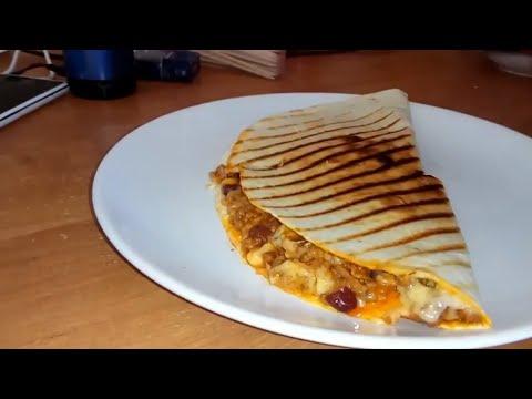 Самая вкусная Кесадилья
