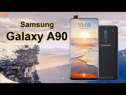 Samsung Galaxy A90 Launch Date, Price, Official Look, Specs, First Look, Trailer, Leaks, Concept