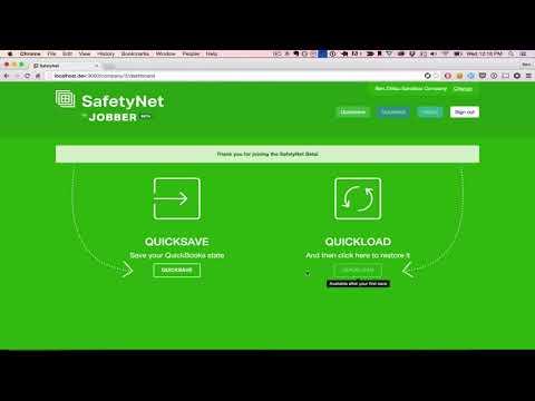 QuickBooks Backup for Online, Desktop, and Enterprise