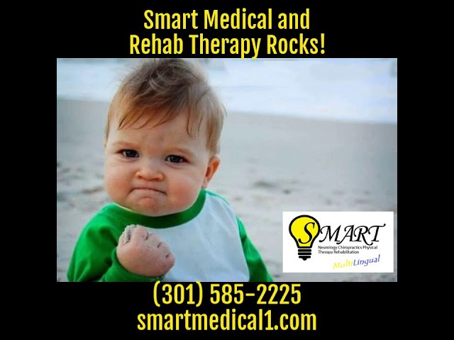 Smart Medical and Rehab Therapy Rocks!