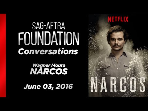 Conversations with Wagner Moura of NARCOS