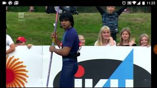 Neeraj  chopra winner of Commonwealth games 2018 won another gold for INDIA