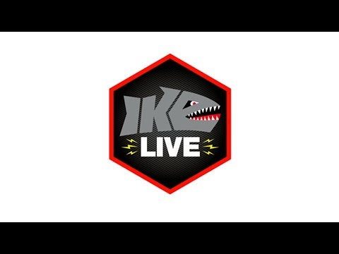 IKE LIVE - Tuesday October 2nd, 2018 7:00pm