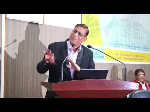 Dr. Faizan Mustafa ll Electoral Politics in Contemporary India || Dept of Political Science MANUU